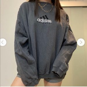 Vintage Rare Like New Condition Adidas Sweatshirt